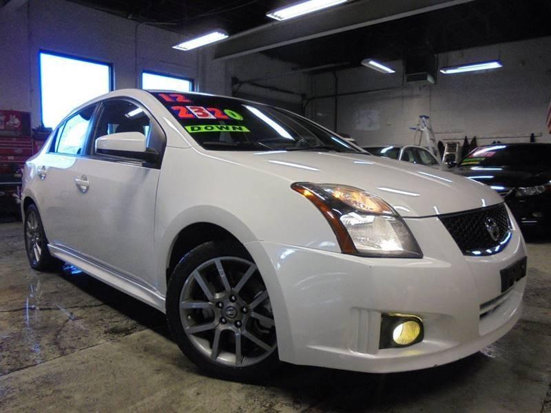 2012 Nissan Sentra SE-R Spec V 4dr Sedan - South Hackensack NJ