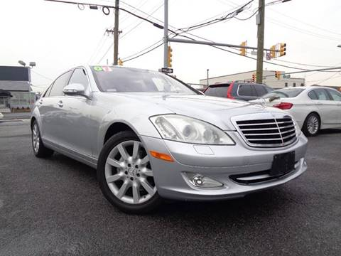 2007 Mercedes-Benz S-Class for sale in South Hackensack, NJ