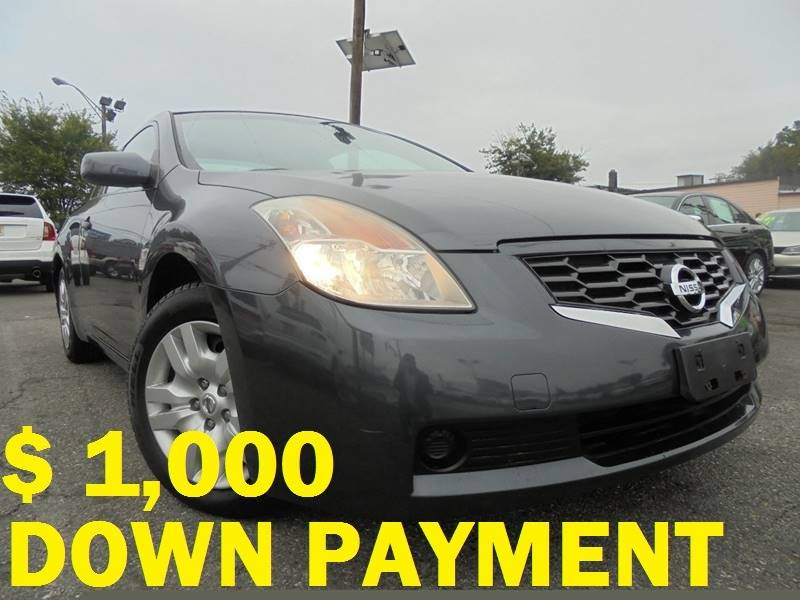 2009 Nissan Altima 2.5 S 2dr Coupe CVT In South Hackensack NJ ...
