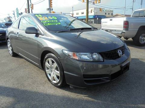 2011 Honda Civic for sale in South Hackensack, NJ