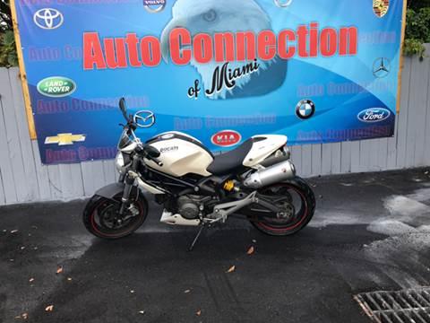 2009 Ducati Monter 696
