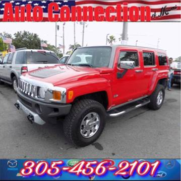 2009 HUMMER H3 for sale in Miami, FL