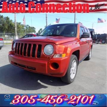 2008 Jeep Patriot for sale in Miami, FL