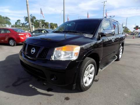 2010 Nissan Armada for sale in Miami, FL