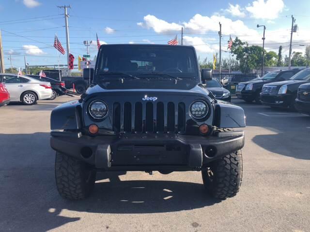 2012 Jeep Wrangler 4x4 Call Of Duty Mw3 2dr Suv In Miami Fl Auto