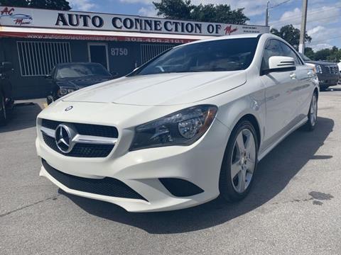 2015 Mercedes-Benz CLA for sale in Miami, FL