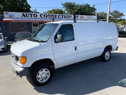 2007 Ford E-Series Cargo for sale in Miami, FL