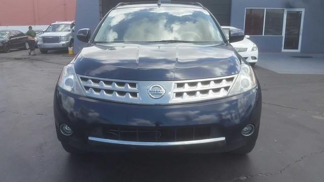 2006 NISSAN MURANO SL 4DR SUV other amfmcd playeranti-theftaccruisepower lockspower window