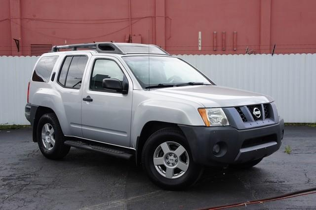 2008 NISSAN XTERRA S 4X2 4DR SUV 5A silver lightning metallic amazing deal on this beautiful 2008