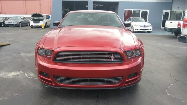 2013 FORD MUSTANG V6 PREMIUM 2DR COUPE other amfmcd playeranti-theftaccruisepower lockspow