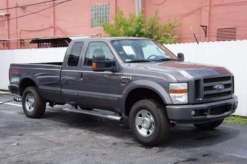 2008 FORD F-250 SUPER DUTY XLT 4DR SUPERCAB 4WD LB black airbags - front - dualairbags - passeng