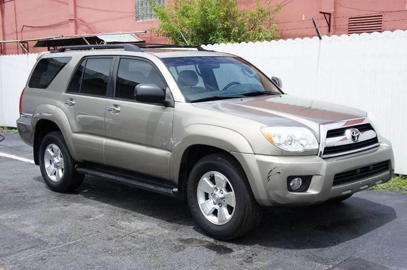2006 TOYOTA 4RUNNER SPORT EDITION 4DR SUV WV6 brown trailer hitch grille color - chrome runnin