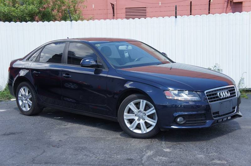 2009 AUDI A4 20T PREMIUM 4DR SEDAN CVT blue mirror color - body-color steering ratio - 163 ar