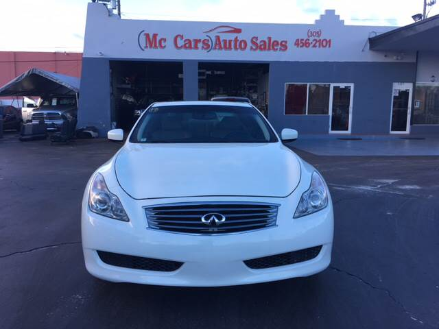 2008 INFINITI G37 BASE 2DR COUPE white 2008 infiniti g37 coupe sport as just one example of our q
