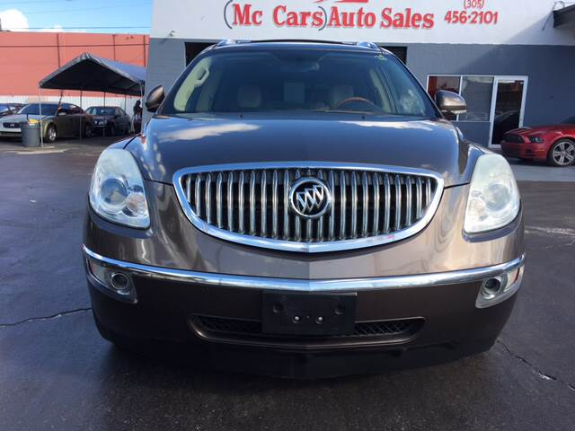2008 BUICK ENCLAVE CXL 4DR SUV tan all of our vehicles are clean titles - financing is available