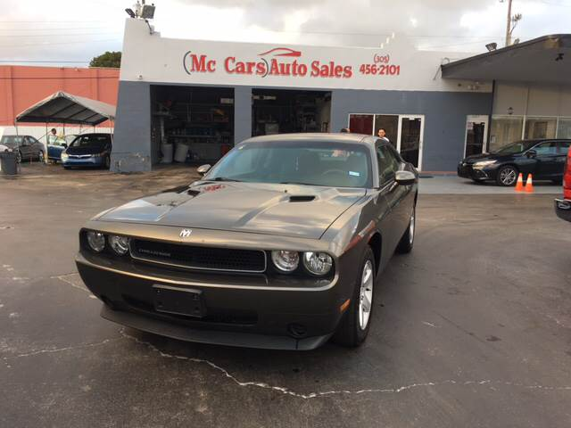 2010 DODGE CHALLENGER SE 2DR COUPE gray carfax certified buyback guarantee  guaranteed credit ap