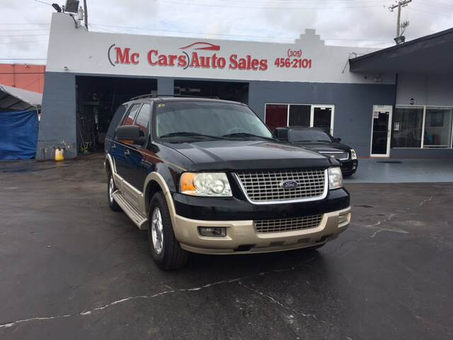 2006 FORD EXPEDITION EDDIE BAUER 4DR SUV black 2006 ford expedition 4dr x l t a nice clean 7-pass