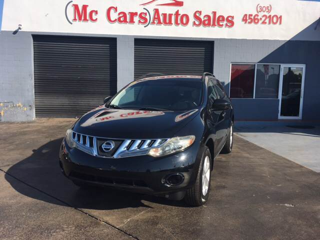 2009 NISSAN MURANO SL AWD 4DR SUV black 2-stage unlocking doors 4wd type - on demand abs - 4-wh