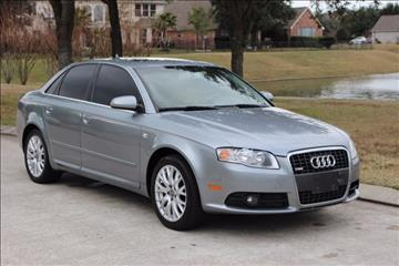 2008 Audi A4 for sale in Spring, TX