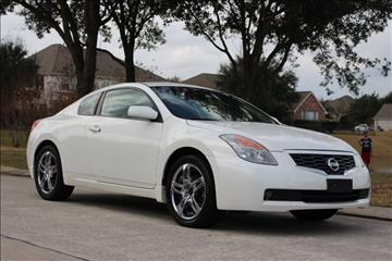 2008 Nissan Altima for sale in Spring, TX
