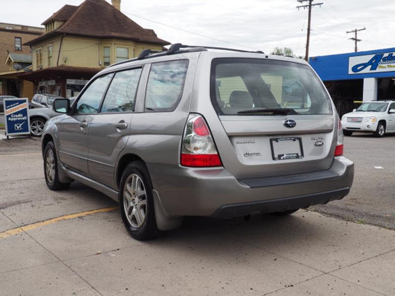 2006 Subaru Forester AWD 2.5 X L.L.Bean Edition 4dr Wagon - Wheeling WV