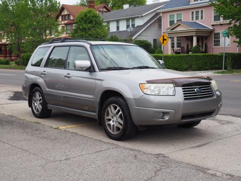2006 Subaru Forester for sale in Wheeling, WV