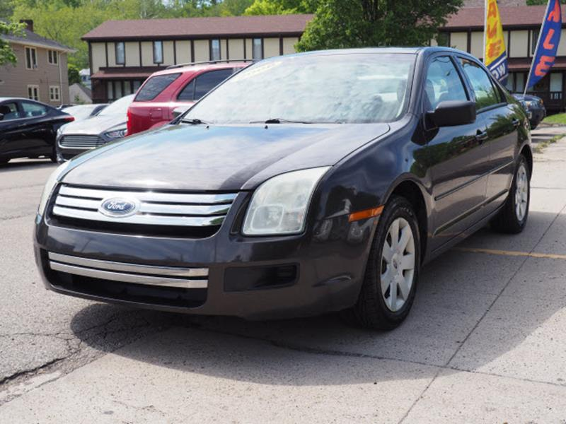 2006 Ford Fusion I4 S 4dr Sedan - Wheeling WV