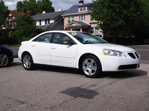 2009 Pontiac G6 for sale in Wheeling, WV
