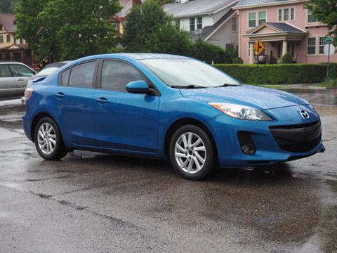 2012 Mazda MAZDA3 for sale in Wheeling, WV
