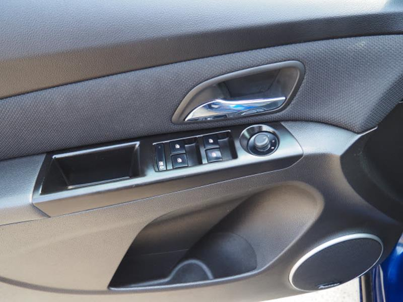 2012 Chevrolet Cruze LT 4dr Sedan w/2LT - Wheeling WV
