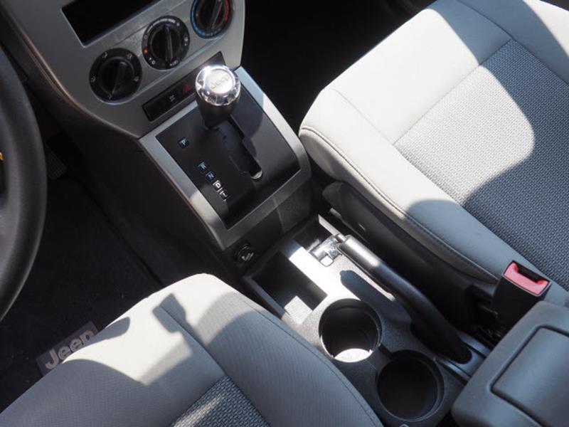 2007 Jeep Compass 4x4 Sport 4dr SUV - Wheeling WV