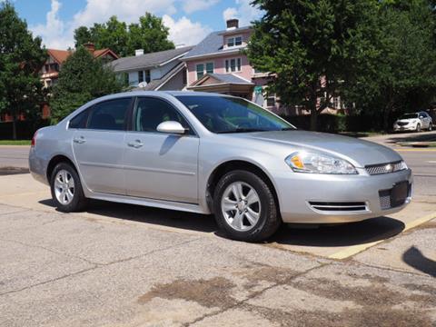 2013 Chevrolet Impala for sale in Wheeling, WV
