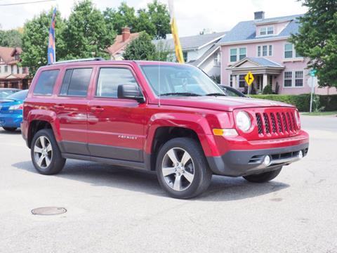 2016 Jeep Patriot for sale in Wheeling, WV