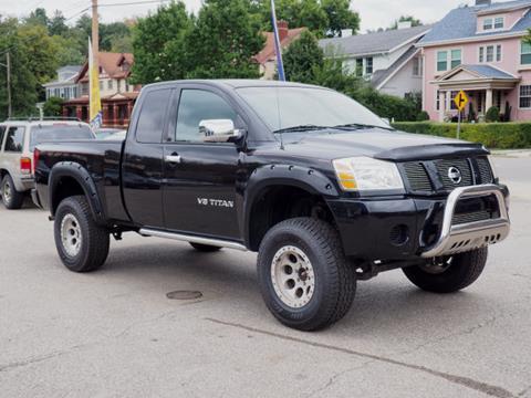 2005 Nissan Titan for sale in Wheeling, WV