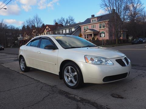 2008 Pontiac G6 for sale in Wheeling, WV