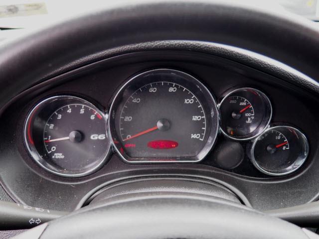 2006 Pontiac G6 4dr Sedan w/V6 - Wheeling WV