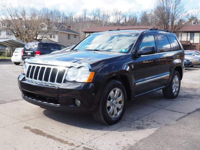 2009 Jeep Grand Cherokee 4x4 Limited 4dr SUV - Wheeling WV