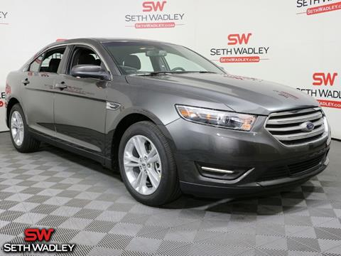 2017 Ford Taurus for sale in Pauls Valley, OK