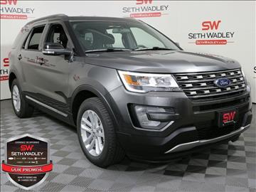 2017 Ford Explorer for sale in Pauls Valley, OK