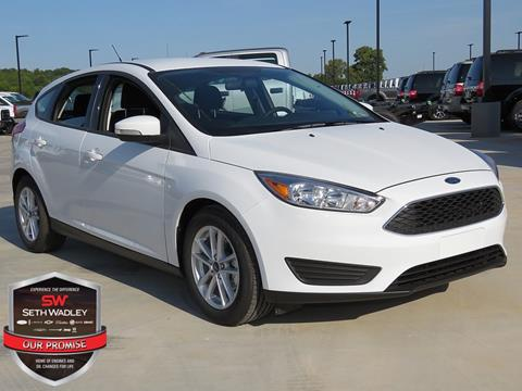 2017 Ford Focus for sale in Pauls Valley, OK