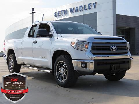 2014 Toyota Tundra for sale in Pauls Valley, OK