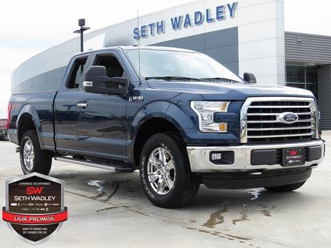 2015 Ford F-150 for sale in Pauls Valley, OK