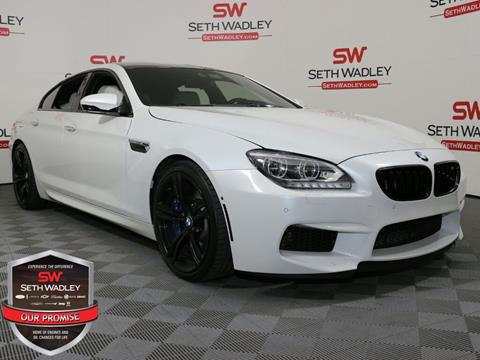 2014 BMW M6 for sale in Pauls Valley, OK