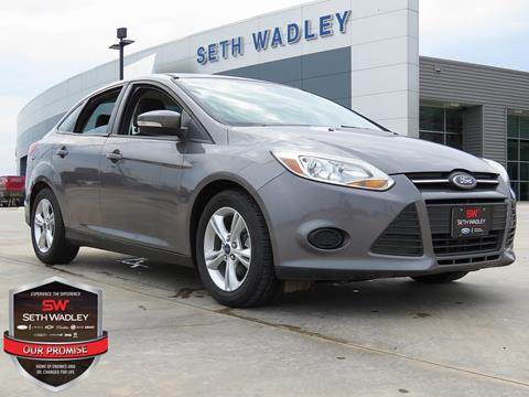 2014 Ford Focus for sale in Pauls Valley, OK