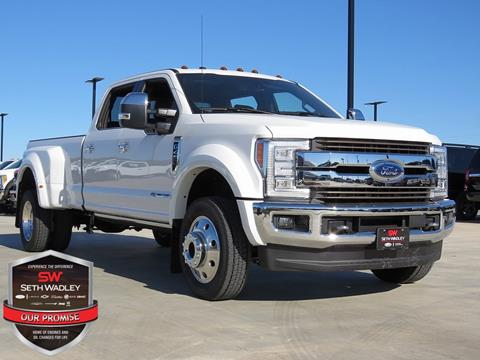 2017 Ford F-450 Super Duty for sale in Pauls Valley, OK