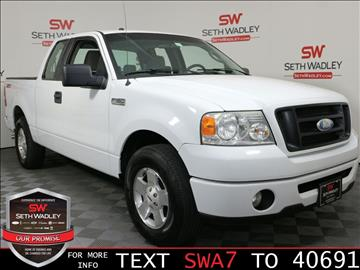 2007 Ford F-150 for sale in Pauls Valley, OK