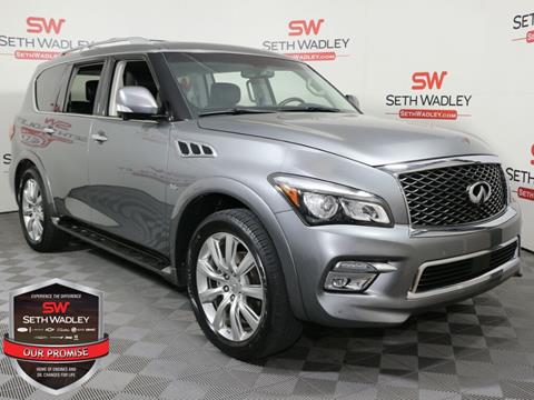 2015 Infiniti QX80 for sale in Pauls Valley, OK