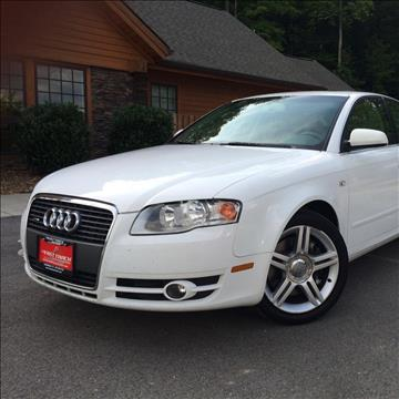 2007 Audi A4 for sale in Harriman, TN