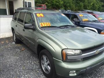 2004 Chevrolet TrailBlazer EXT for sale in New Ringgold, PA