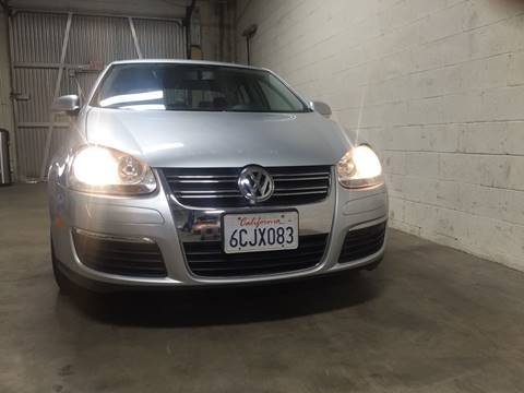 2008 Volkswagen Jetta for sale in Rancho Cucamonga, CA